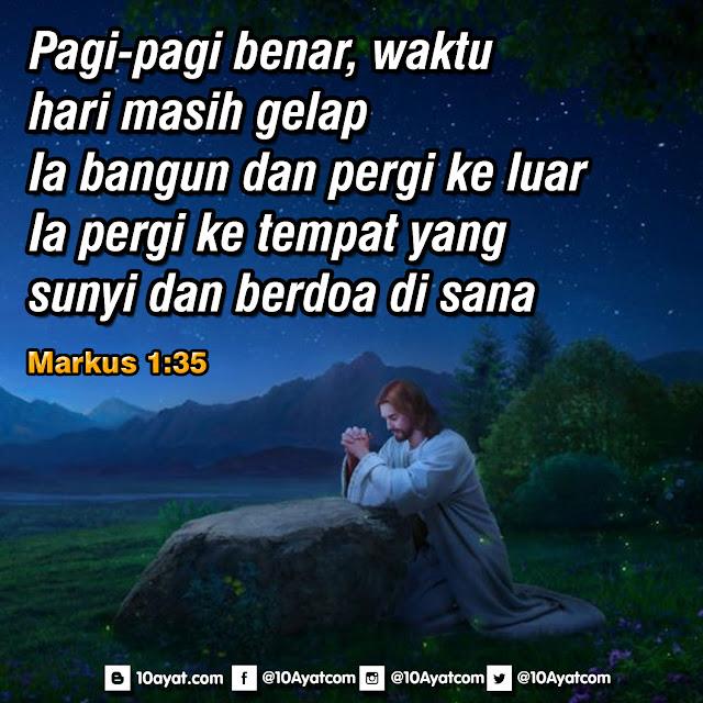 Markus 1:35