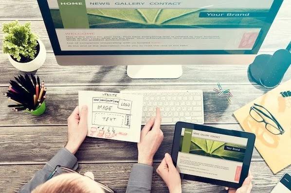 5 Cara Membuat Website Untuk Bisnis Kecil