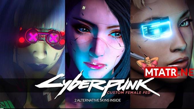 MTA SA Cyberpunk 2077 Skins