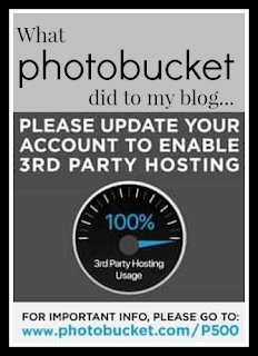 Photobucket and what it did to my blog
