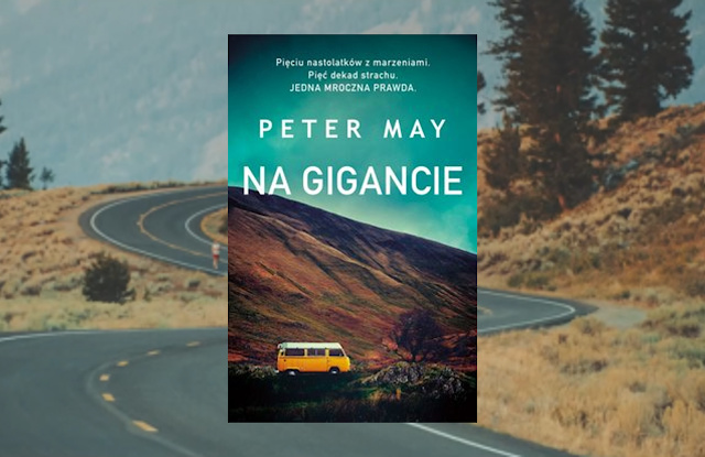 #274. Na gigancie - Peter May