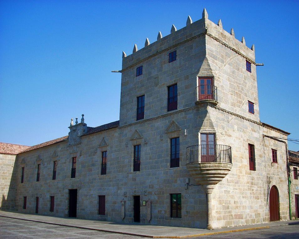 Los Viajes de Bevi, la Bellota Viajera: Pazo de Fefiñanes ...