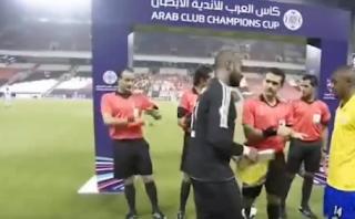 البطولة العربية للأندية:النصر السعودى يفوز على الجزيرة الإماراتى بهدفين مقابل هدف