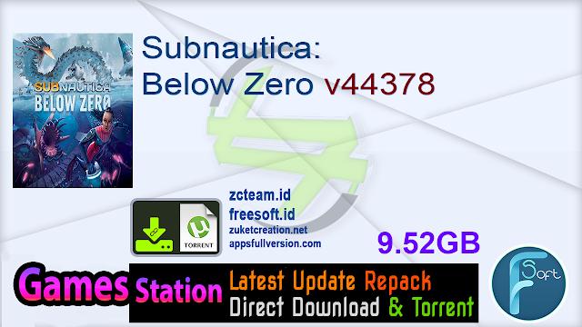 Subnautica Below Zero v44378