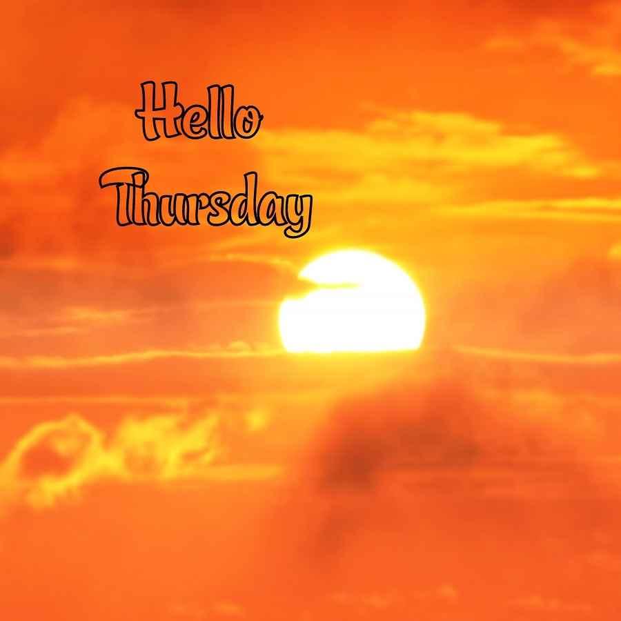 thursday good morning blessings