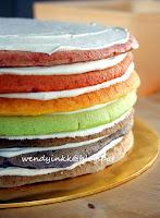 Layer Cake Au Specullos
