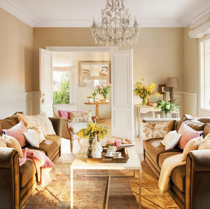 arredamento casa neoclassico ~ ispirazione di design interni - Soggiorno Neoclassico 2