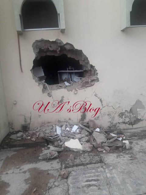 Army General Defies Court Order, Evicts Wife,14-year-old Son ...demolishes part of building