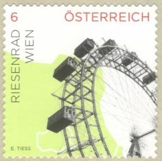 Austria 2015 Vienna Ferris Wheel