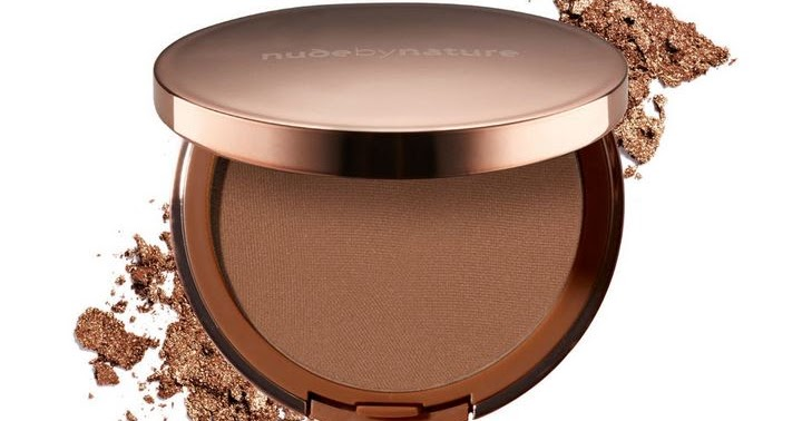 Nude by Nature Sunkissed Pressed Bronzer | BIG W