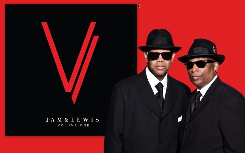 """Referência no R&B e pop das últimas quatro décadas, o duo de produtores Jam & Lewis celebra sua jornada em seu primeiro álbum autoral """"Volume One"""". O trabalho reúne um time pesado de convidados especiais e está disponível em todas as plataformas de música via BMG."""