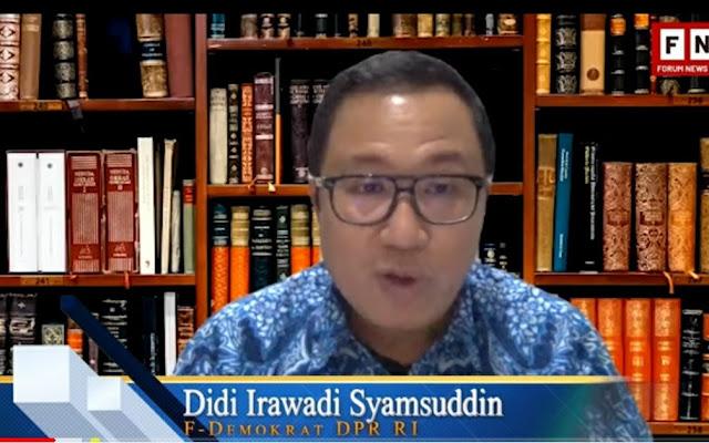 Geram Mendengar Tudingan Keji terhadap SBY, Didi: Orang-orang Pengecut, Kalau Berani Tampil dong