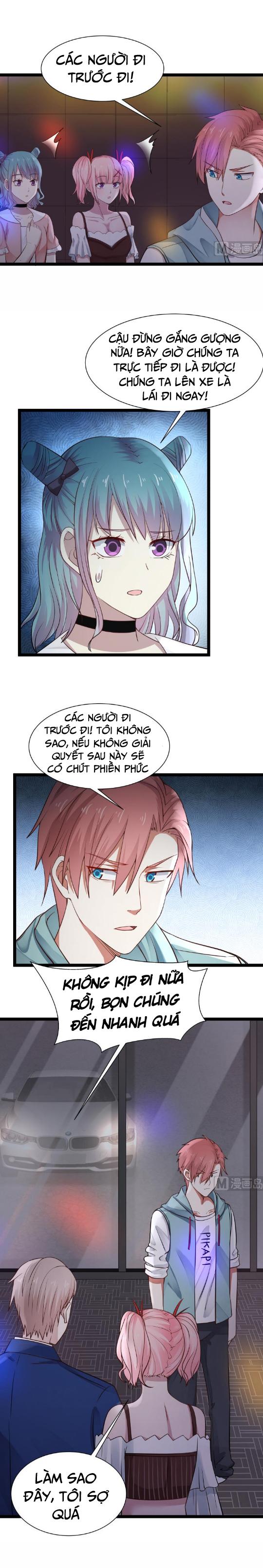 Trên Người Ta Có Một Con Rồng chap 17 - Trang 3