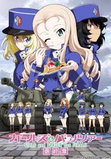 تقرير فيلم البنات والبانزر: الفصل الأخير الجزء الثاني Girls & Panzer: Saishuushou Part 2