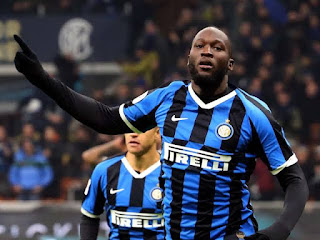 Conte links Lukaku success in attack to team work
