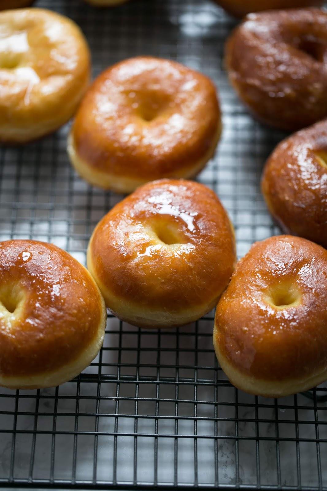 Donuts -Tengo un horno y se como usarlo