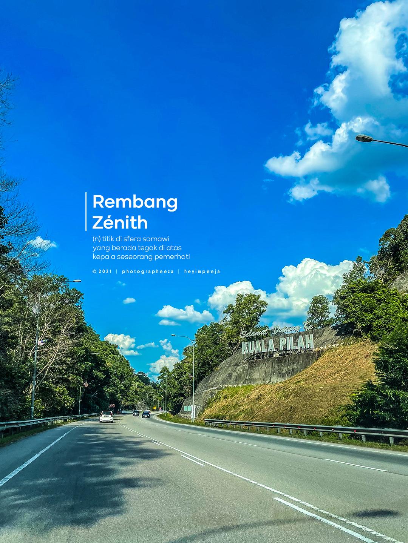 Jalan Bukit Putus Kuala Pilah