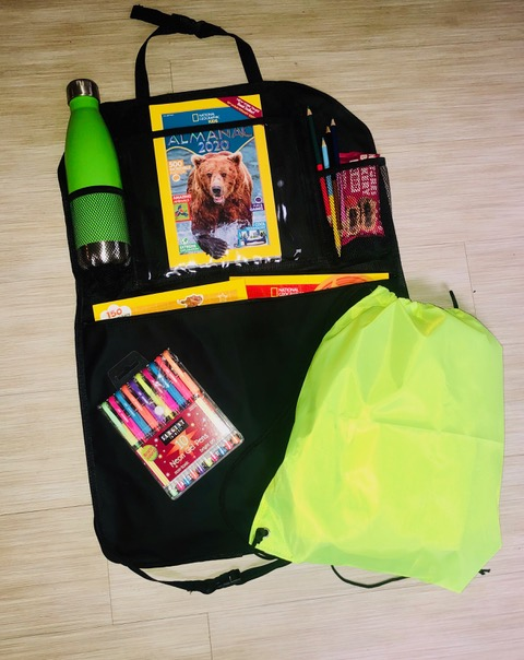 """""""Summer on the Go"""" with #NatGeoKidsAlmanac 2020 Giveaway!"""