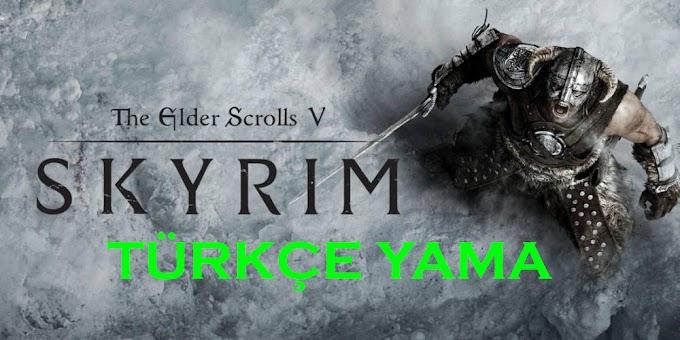 The Elder Scrolls V: Skyrim Special Edition Türkçe Yama + Karakter Sorunu