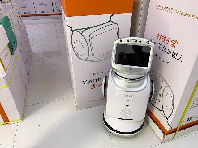 Shenzhen Robot shop3