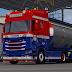 Scania Newgen V8 Openpipe