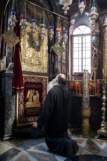 Старац Пајсије: Зашто се молимо Пресветој Богородици