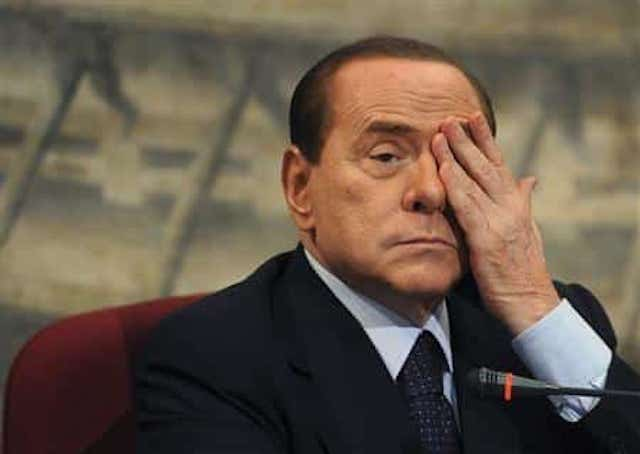 Ex-Italian PM billionaire Berlusconi hospitalised for coronavirus