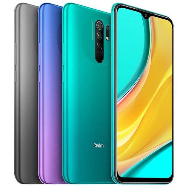 Redmi 9 Launched With 6.53inch FHD+ Display, Helio G80, 6GB RAM, 5020mAh Battery & More