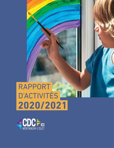 Rapport d'activités 2020-2021