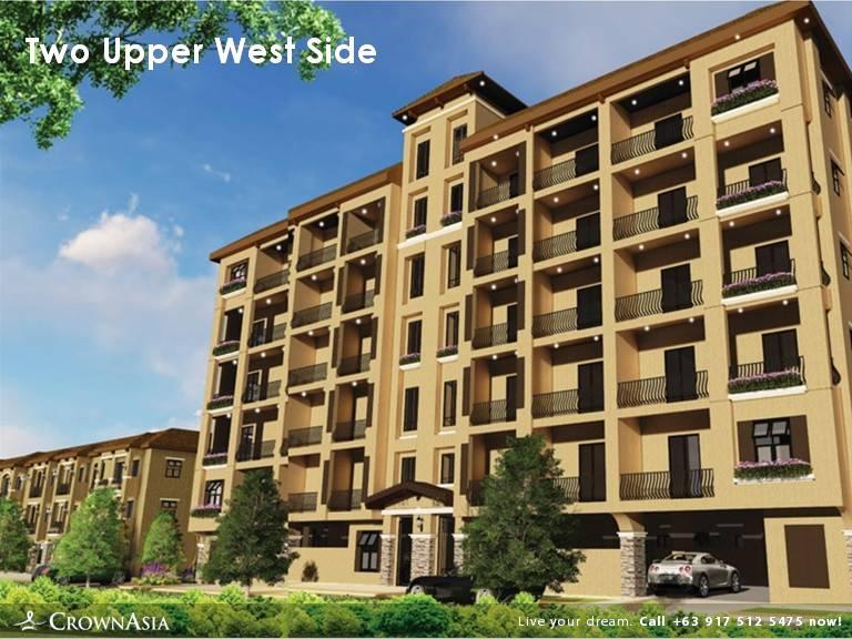 Valenza Mansions - Two Bedroom Citisuite| Crown Asia Prime Condominium for Sale in Sta. Rosa Laguna