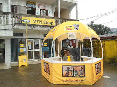 Transfer & Receive Cash Using MTN Mobile Money Service