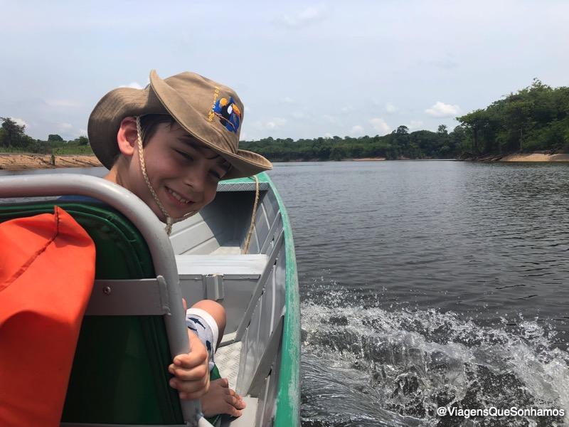 Pantanal ou Amazônia
