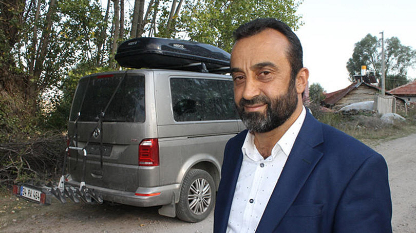 Τουρκία - Έδεσε την Κόρη του στη Σχάρα του Αυτοκινήτου - 2