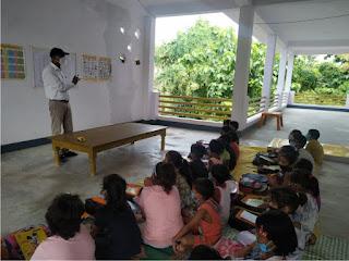 58 दिन में 102 नये नामांकन कर प्राथमिक विद्यालय मीरपुर बना ब्लाक में अव्वल  | #NayaSaberaNetwork