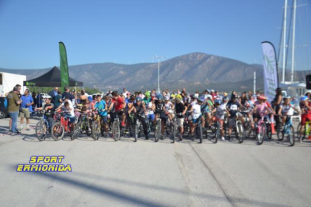Με μεγάλη επιτυχία ο 12ος Ποδηλατικός γύρος Ερμιονίδας