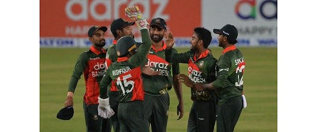 Bangladesh has won 103 runs against Sri Lanka