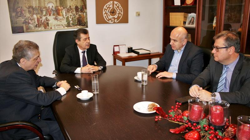 1,88 εκατ. ευρώ από το ΕΣΠΑ της Περιφέρειας ΑΜ-Θ στα δύο Πανεπιστήμια της Αν. Μακεδονίας και Θράκης
