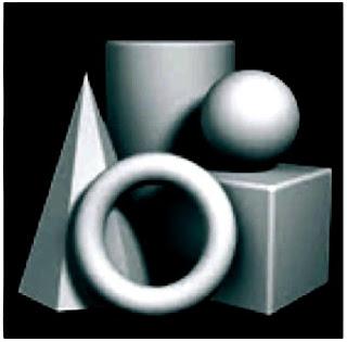 Menggambar Model : Pengertian, Prinsip dan Unsur - Unsur Menggambar Model