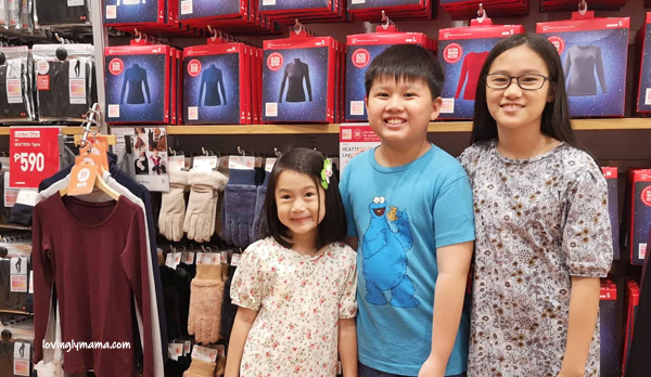 Uniqlo PH - Uniqlo Bacolod - LifeWear - Ayala Malls Capitol Central - family fashion - family travel - kidswear - menswear - winter clothing - ladies wear - dresses - Bacolod family - Bacolod blogger - Bacolod mommy blogger - Shane - Uniqlo LifeWear - knitwear - casual wear - BFF Cody