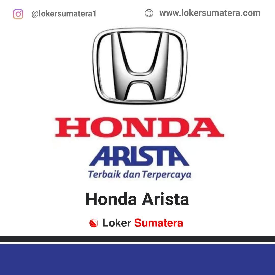 Lowongan Kerja Pekanbaru: Honda Arista Sudirman April 2021