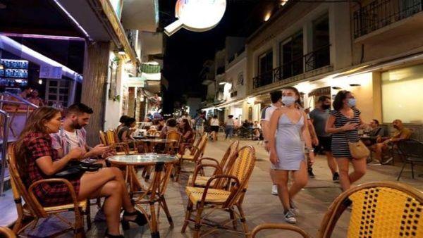 España reporta 3.594 nuevos contagios de Covid-19 en 24 horas
