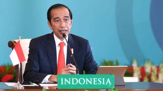 Kritik Pidato Jokowi Soal Perubahan Iklim, Walhi: Tak Ada Sense of Crisis!