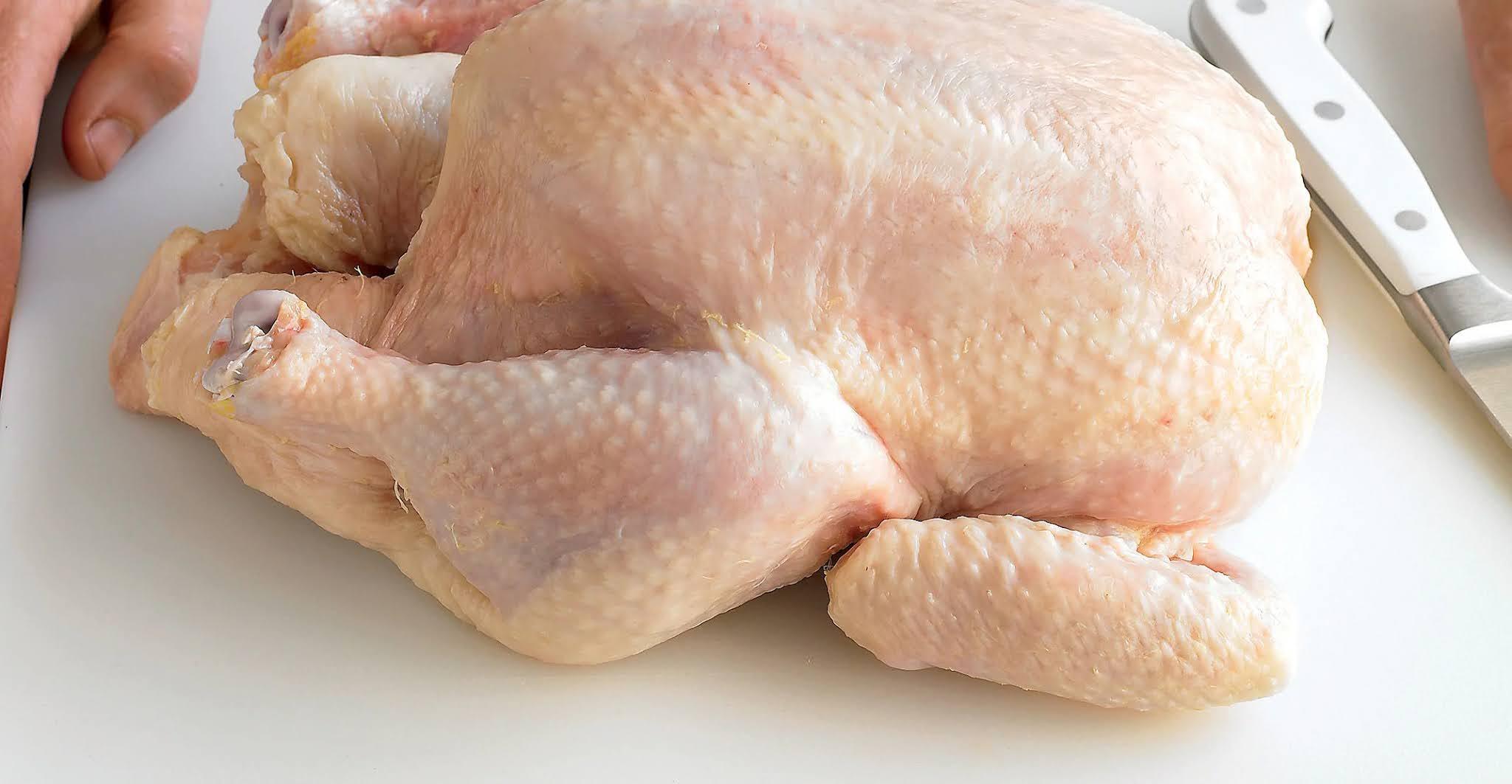 افضل طرق تنظيف الدجاج