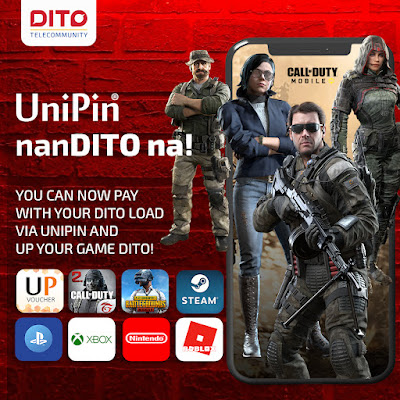 DITOEnablesaSeamless Gaming Experience Through Partnership  withUniPin