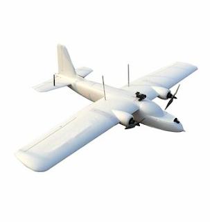 Drone Tipe Twin Dream
