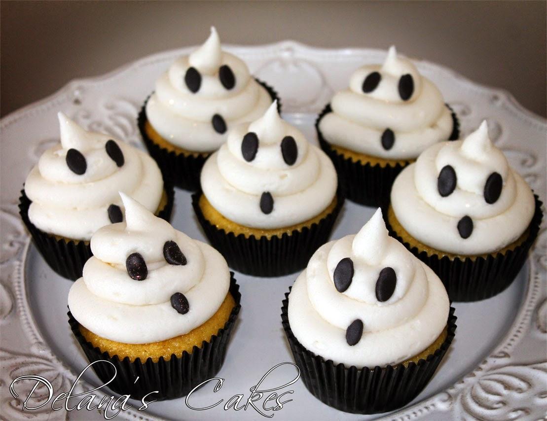 Delana S Cakes Spooky Cupcakes