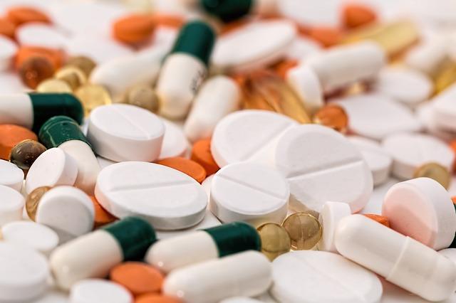 錠劑、膠囊狀營養補充品