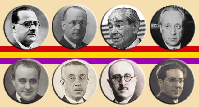 Gobiernos de la Segunda República Española en el exilio