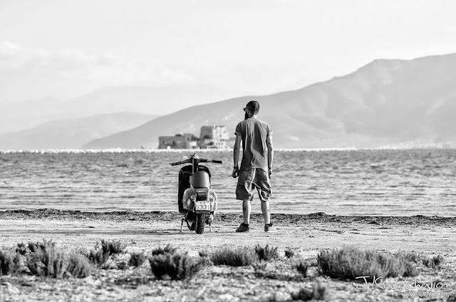 Θάνος Καζολιάς: Ένας Ναυπλιώτης που… ξέρει από βέσπα!