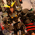 Gundam Unicorn 02 Banshee Cosplay Girl